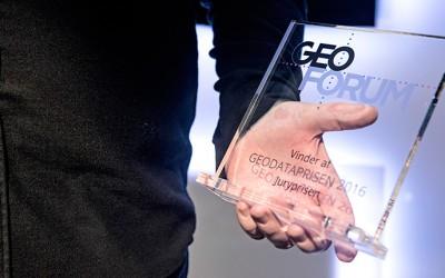 Klapsalver og konfetti til geodata-vindere