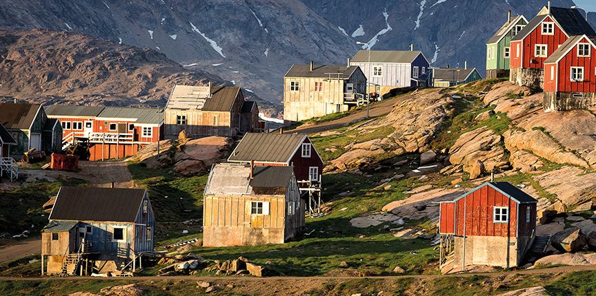 Grønlændernes blik på Grønland