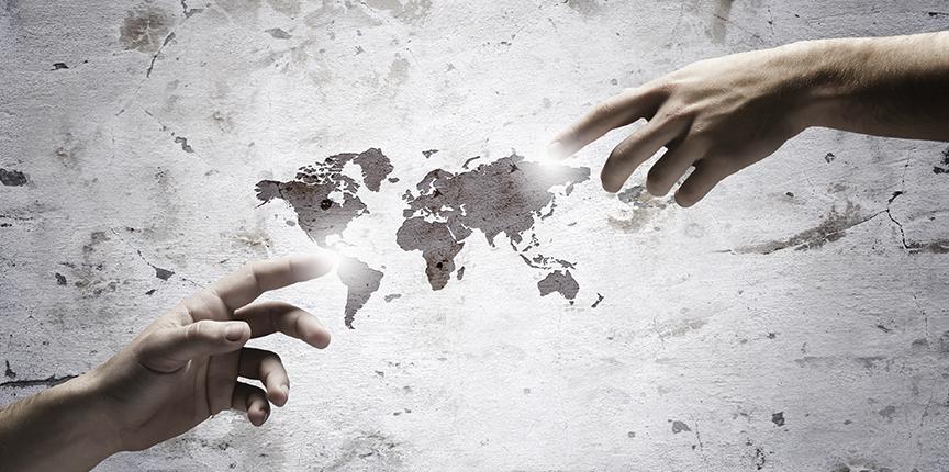 Fokus på de internationale dagsordener
